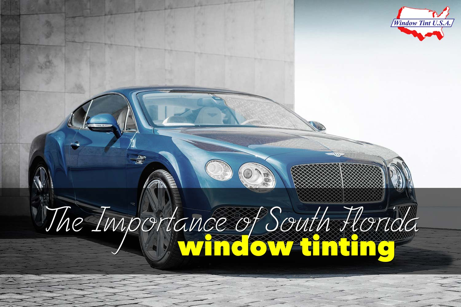 South Florida window tinting